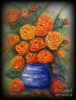 Roses for you by Elena  Constantinescu