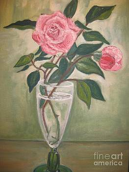 Roses by Ina Gerogianni