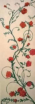 Roses by John Fierro