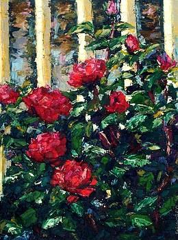 Roses by Olga Kurzanova