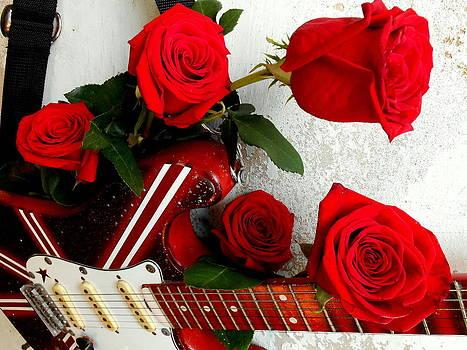 Yuriy Vekshinskiy - Roses Rock Legends