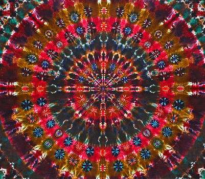 Rosetta Stone Mandala by Courtenay Pollock