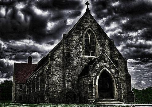 Roseville Ohio Church by David Yocum