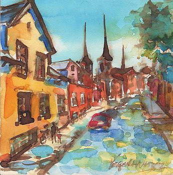 Roskilde by Yevgenia Watts