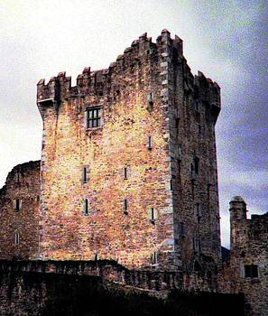 Angela Davies - Ross Castle Kilarney Ireland