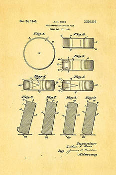 Ian Monk - Ross Ice Hockey Puck Patent Art 1940