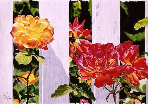 Rosy Day by Gael Graysen