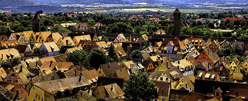 Rothenburg by Joanna Madloch