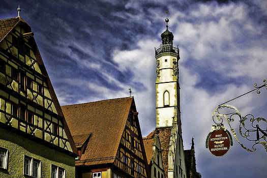 Rothenburg walk by Joanna Madloch