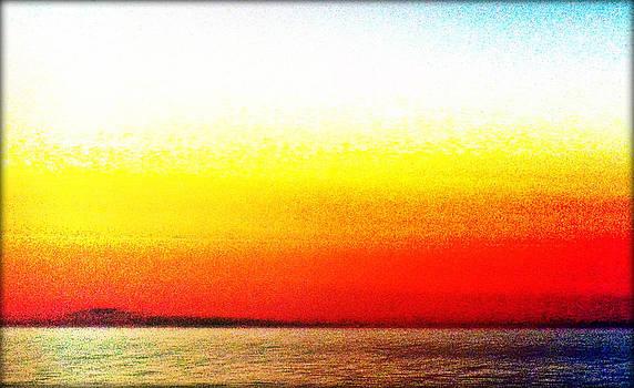 Rothko's Sea #1 by Stefano Filesi