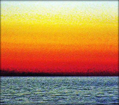 Rothko's Sea #2 by Stefano Filesi