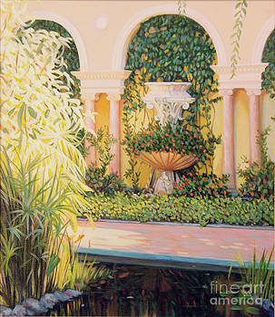 Rothschild's Garden by Rob Fiser
