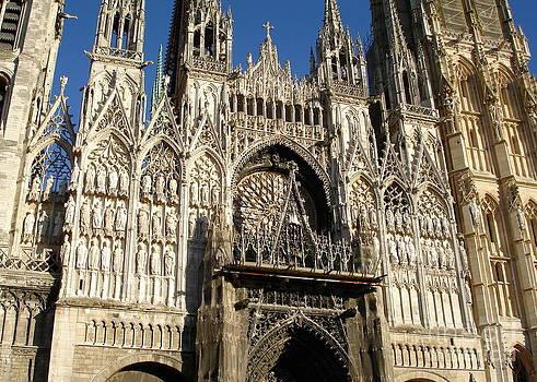 Danielle Groenen - Rouen Cathedral