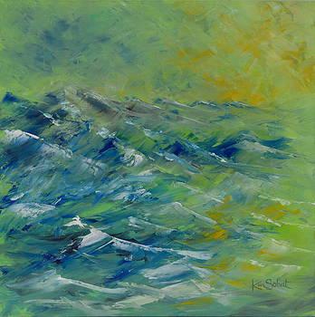 Rough Waters Ahead by Kim Sobat