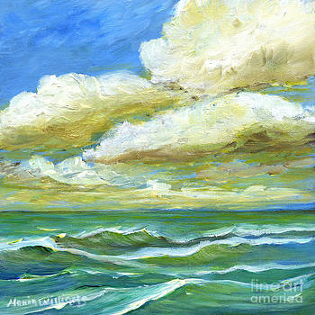 Rough Waters by Maria Williams