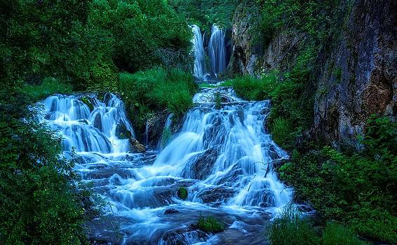 Ray Van Gundy - Roughlock Falls in Spearfish Canyon