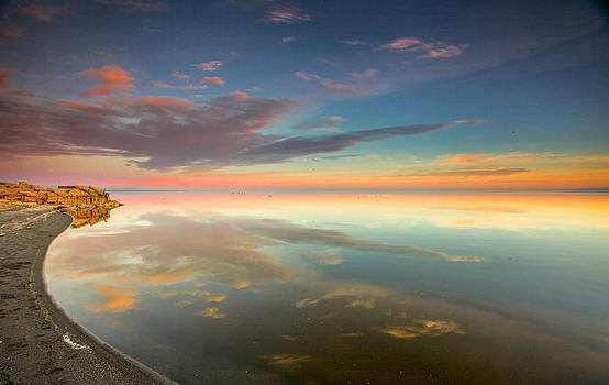 Rounded Reflections by Robert  Aycock