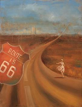 Rout 66 by Irina Sergeyeva
