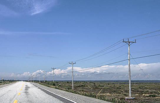 Arkady Kunysz - Route 138 and tundra