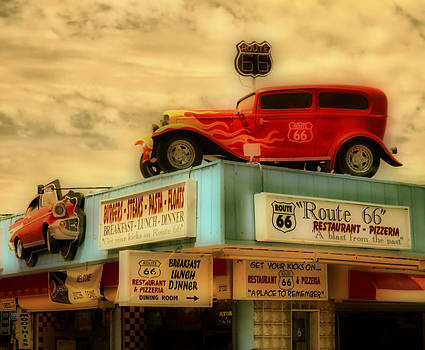 Route 66   HDR by Thomas  MacPherson Jr