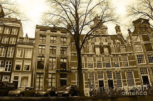 Pravine Chester - Row Houses