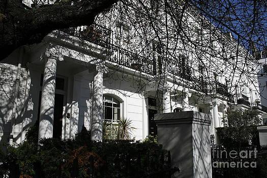 Patricia Hofmeester - Row of Edwardian houses in London