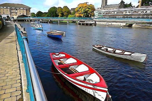 Charlie Brock - Row Row Row your Boat