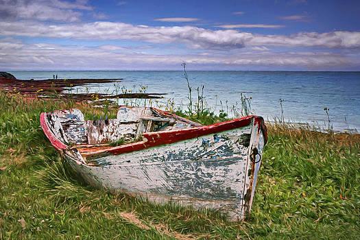 Nikolyn McDonald - Rowboat at Point Prim