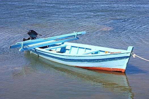 Rowboat by Borislav Marinic