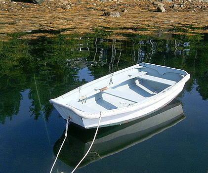 Rowboat by Lauren Acton