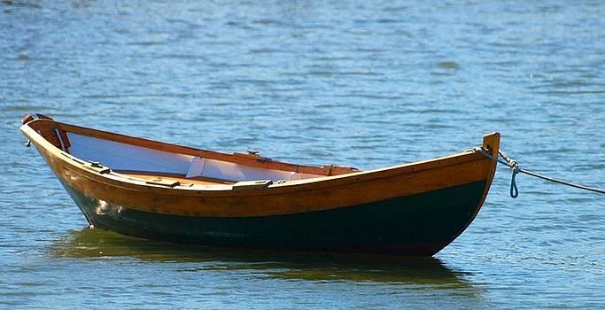 Rowboat by Maria Wood