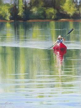 Rows Her Own - Celebrating the Feminine Spirit by Marjie Eakin-Petty