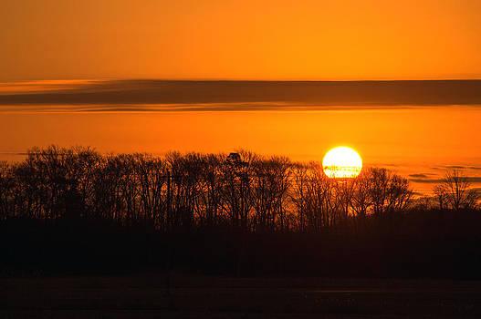 Bill Swartwout Fine Art Photography - Roxanna Sunrise