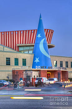 David Zanzinger - Roy E. Disney Animation Building in Burbank CA.