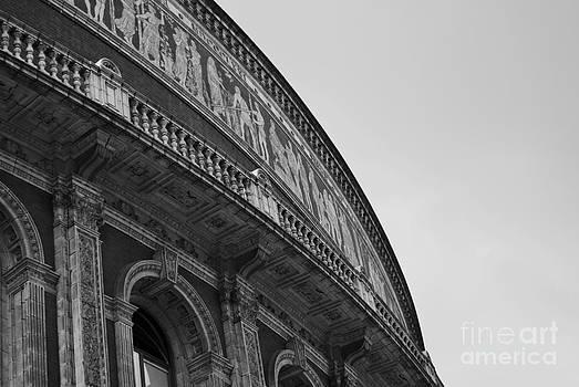 Royal Albert Hall by John Basford