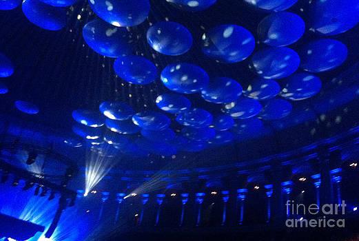 Royal Albert Hall. by Michelle Deyna-Hayward