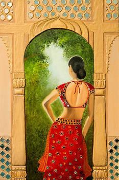 Royal Bride by Archana Doddi