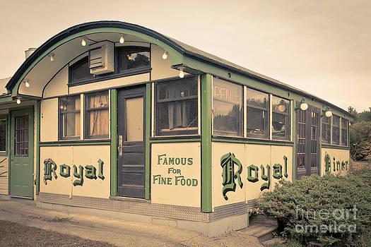 Edward Fielding - Royal Diner Famous for Fine Food