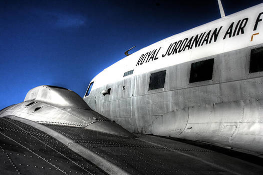Alexander Drum - Royal Jordanian Air DC 3