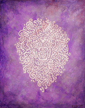 Royal Lion by Jennifer Kelly