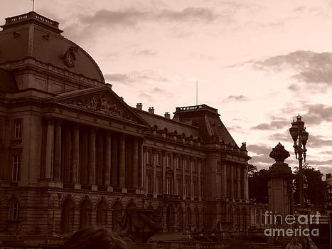 Royal Palace Brussels by Tiziana Maniezzo