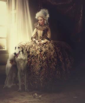 Royal Queen by Cindy Grundsten
