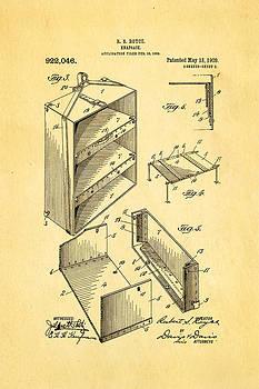 Ian Monk - Royce Knapsack Patent Art 2 1909
