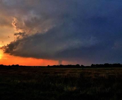 Rozel Tornado by Ed Sweeney