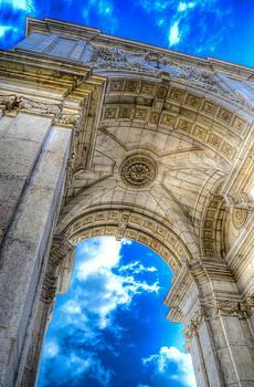 Alexandre Martins - Rua Augusta Arch