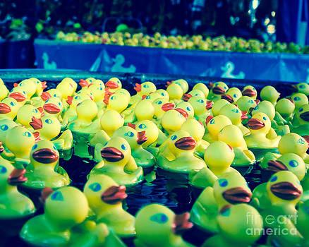 Sonja Quintero - Rubber Duckies