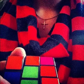 #rubix Cube by Kahsha Ward