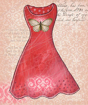 Ruby dress by Elaine Jackson