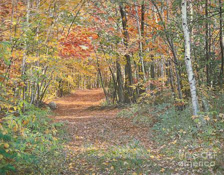 Ruby's Trail by Susan Fraser SCA  B Sc