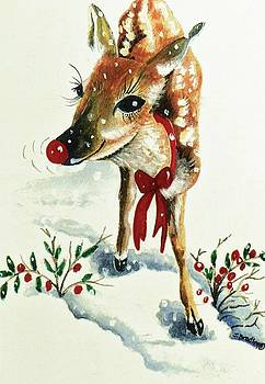 Joy Bradley - Rudolph